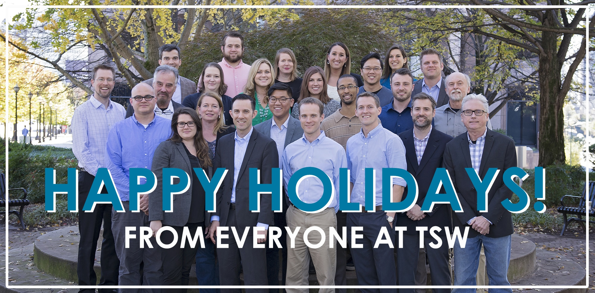 TSW HappyHolidaysfromTSW Happy Holidays from TSW! In The News  Happy Holidays TSW   TSW