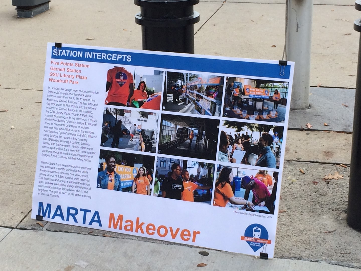 South Downtown MARTA Stations Makeover (Five Points And Garnett Stations)