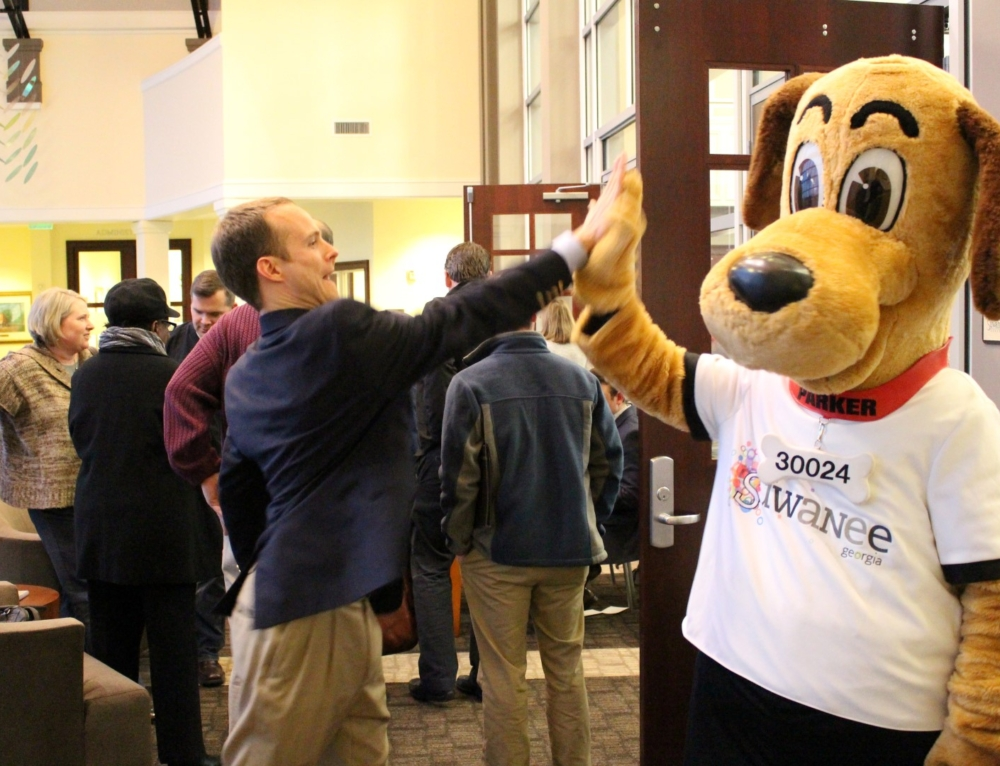Happy National High Five Day from TSW!