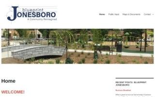 TSW Blueprint-Jonesboro-320x202 PROJECT WEBSITES    TSW