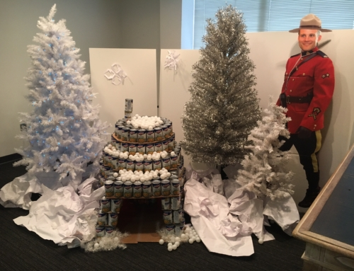 TSW's Holiday Canstruction Projects