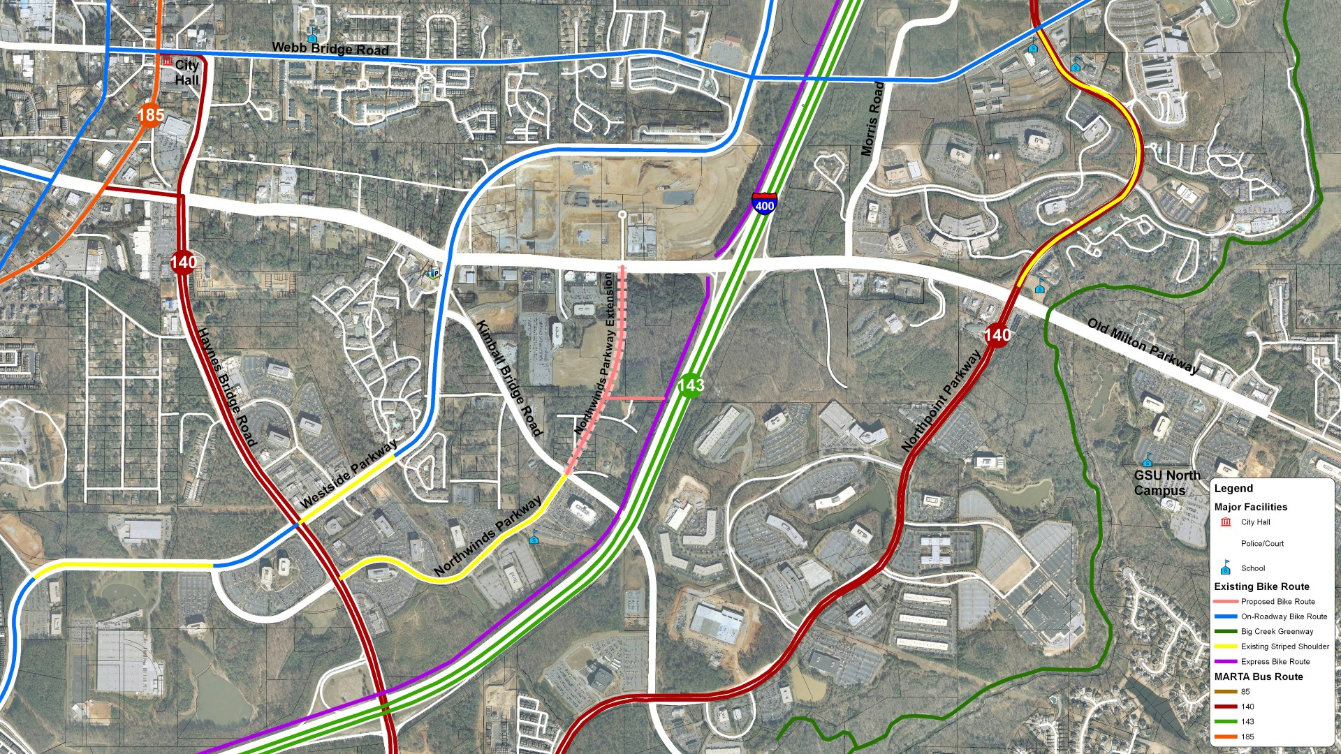 Northwinds_Parkway_Extension_3 Northwinds Parkway Extension    TSW | Planning | Architecture | Landscape Architecture - Atlanta Georgia