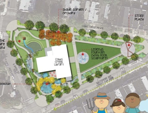 Nixon Park (PlaySpace Design Competition)