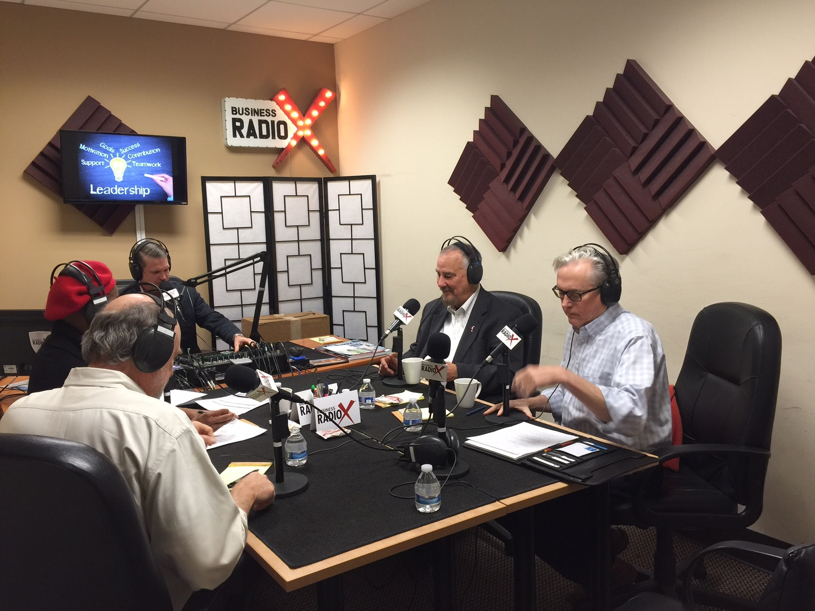 TSW Founding Principals, Bill Tunnell, Jerry Spangler, and Thomas Walsh, were recently interviewed by Soyini Coke