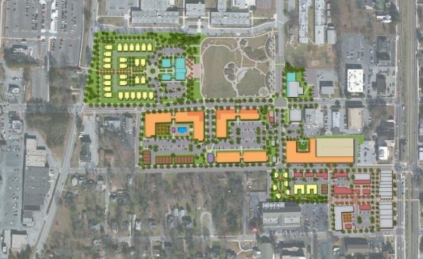 Blueprint Jonesboro LCI