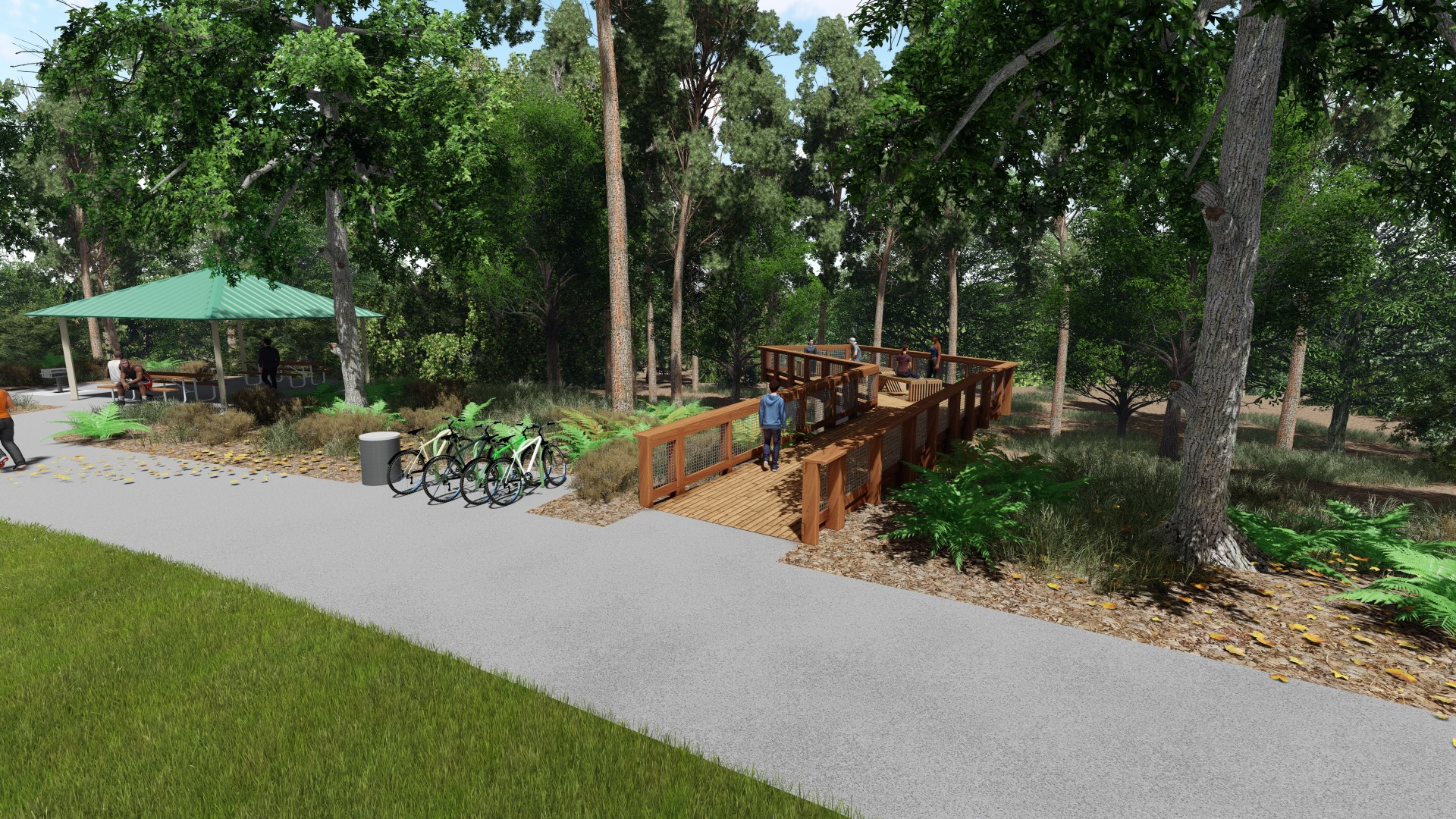 Gwinnett County On-Demand Landscape Architecture Services