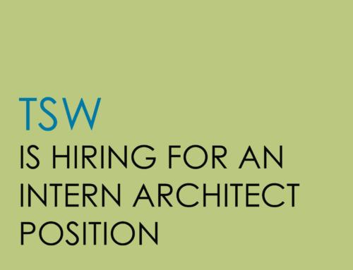 TSW Architecture Studio Opening
