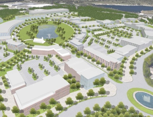 Northwest Regional Hospital Redevelopment