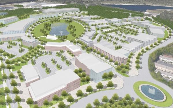 Northwest Regional Hospital Redevelopment