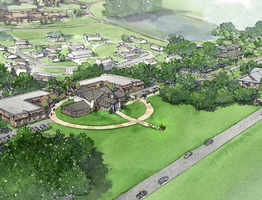 Poach Band of Creek Indians Master Plan & Space Study