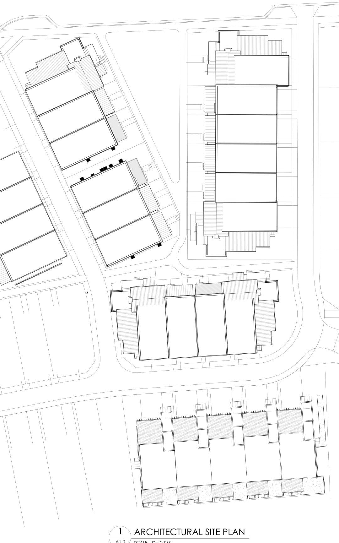 Westside Station Townhomes Phase I
