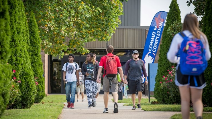 Middle Tennessee Community Colleges Master Plans