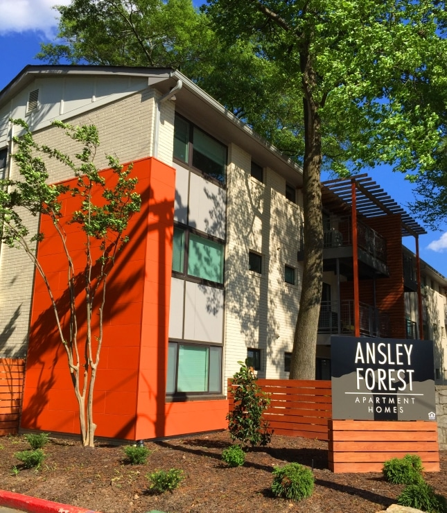 Forest Apartments: Ansley Forest Apartments