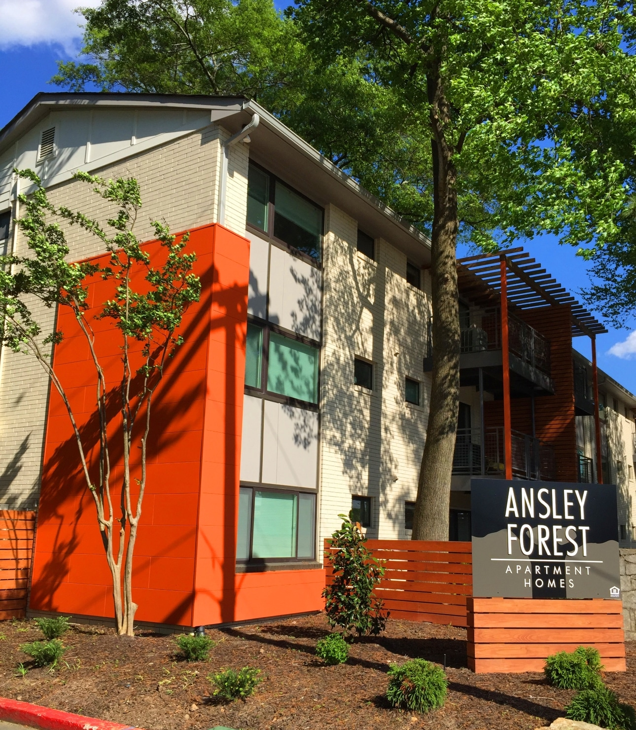 Ansley Forest Apartments Renovation Repurposing