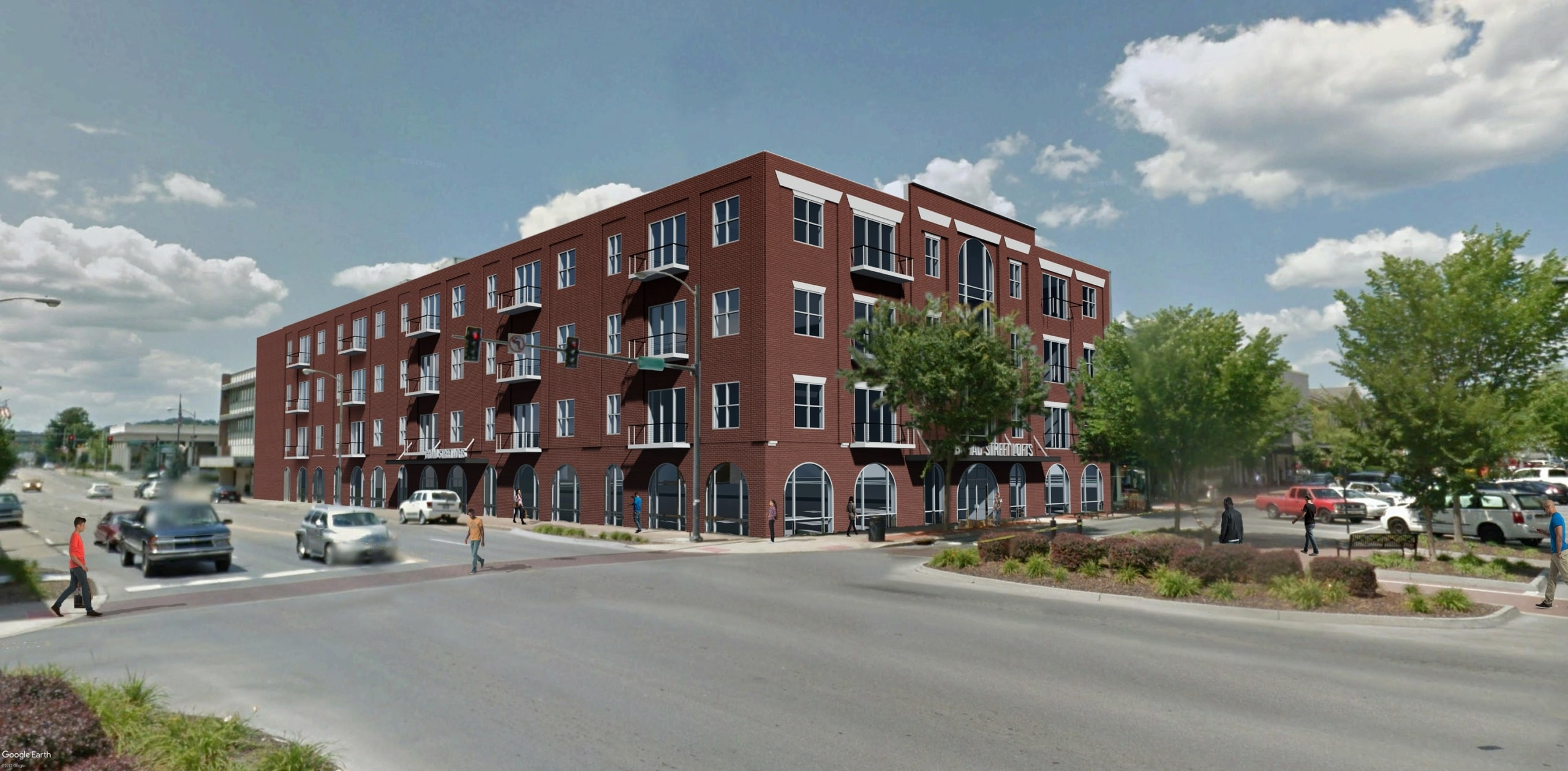 TSW BS-Lofts-People Downtown Kingsport Update In The News Planning  Downtown Master Planning Kingsport TSW   TSW