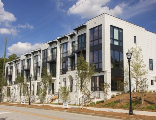 Bramley Park Townhomes