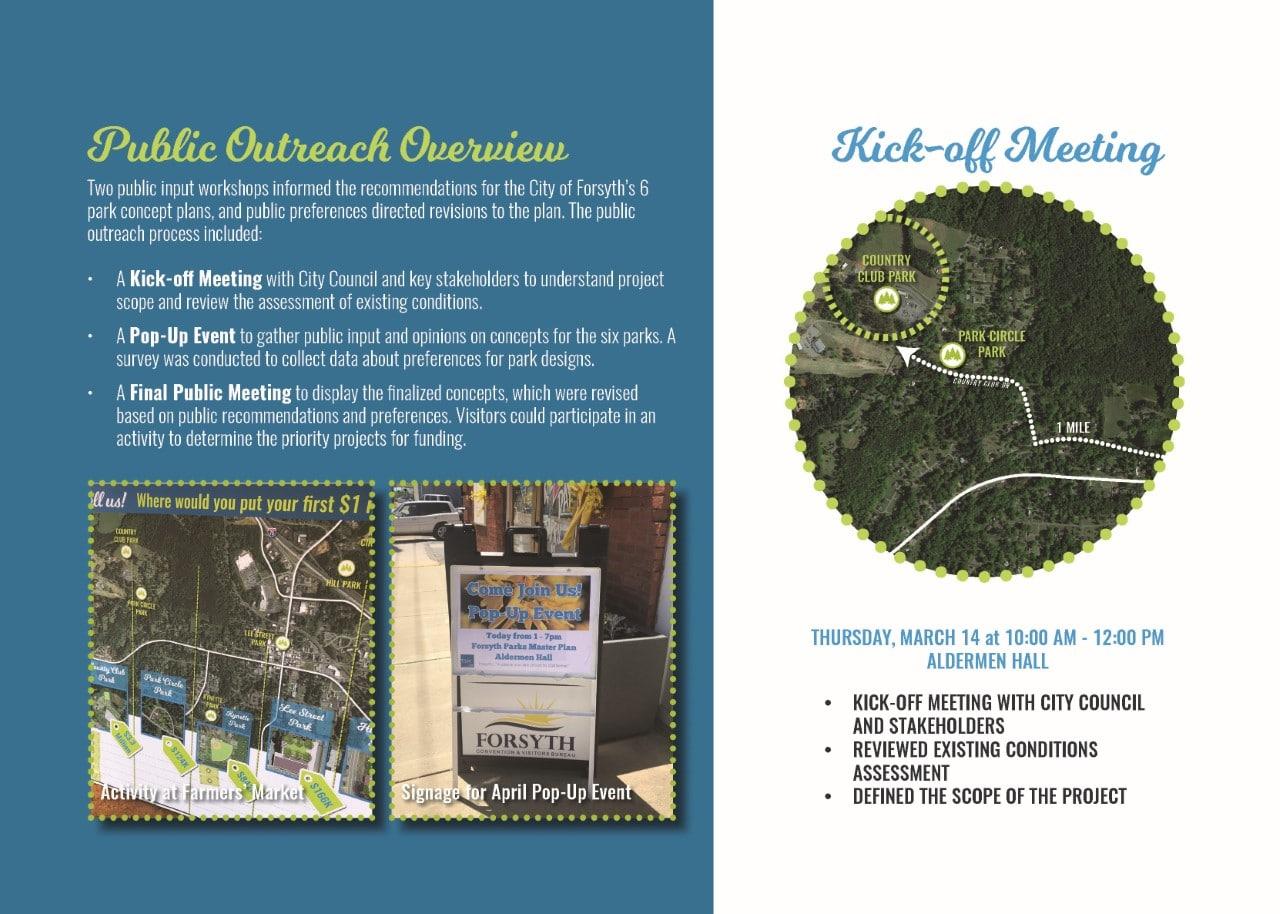 City of Forsyth Parks Master Plan