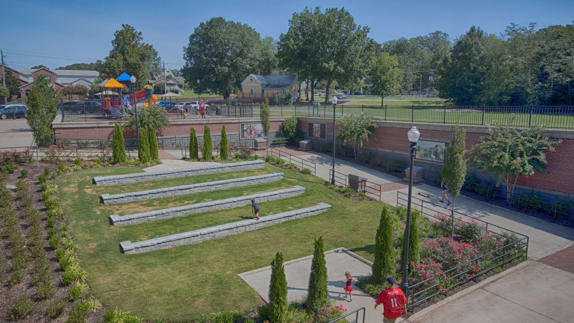 TSW City-of-Kennesaw-Depot-Park-001 City of Kennesaw Depot Park    TSW