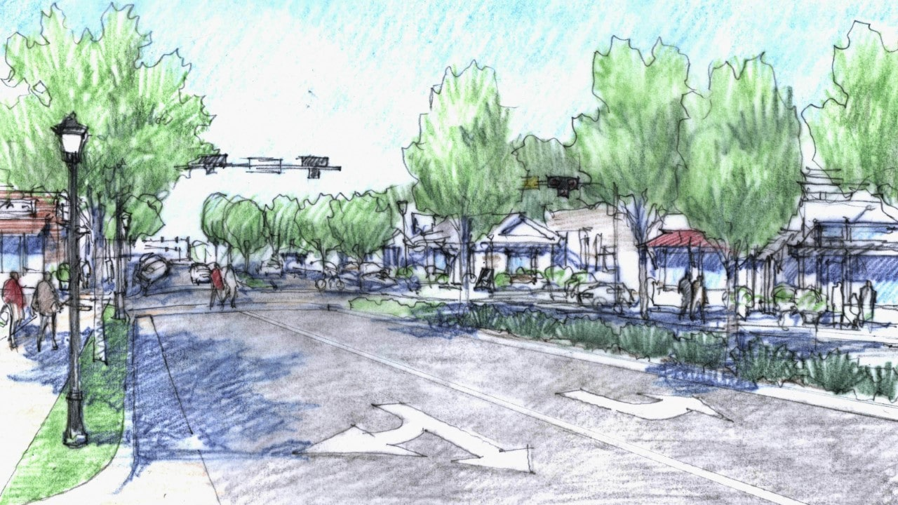 Clayton Downtown Master Plan