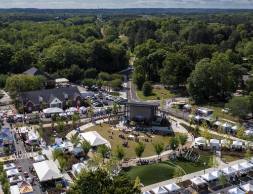 Powder Springs Town Green Grand Opening