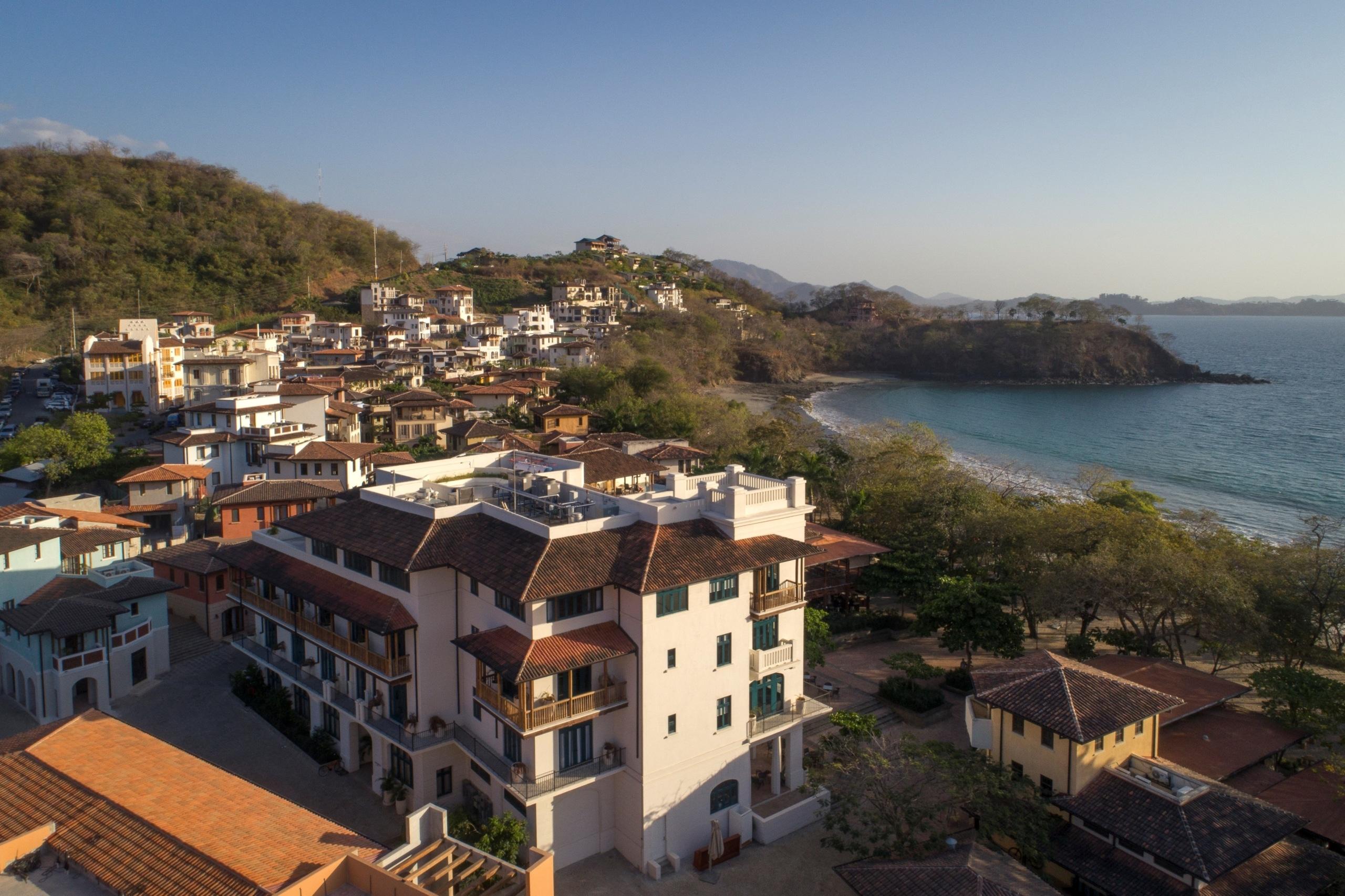 Las Catalinas Beach Town Receives Urban Guild Award
