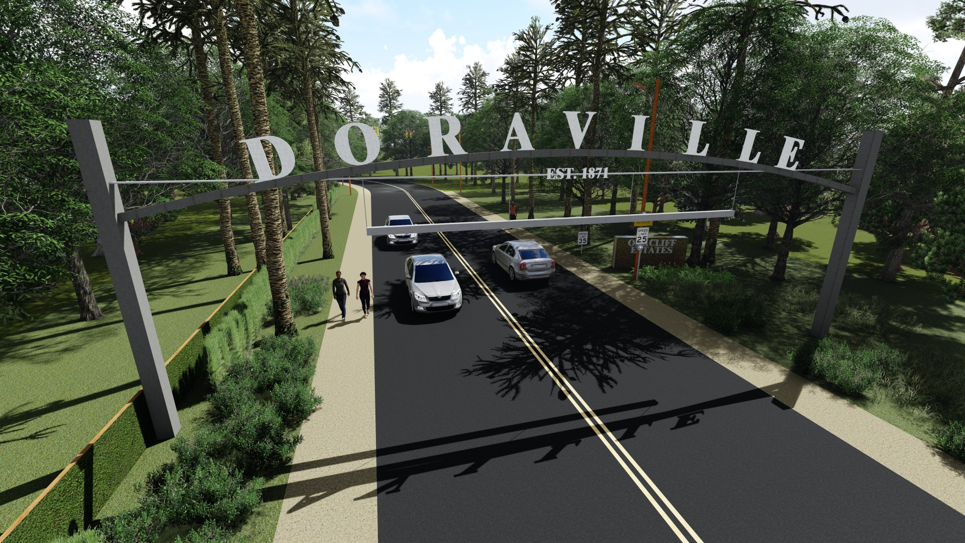 TSW Doraville-Gateway_001 Doraville Gateway    TSW