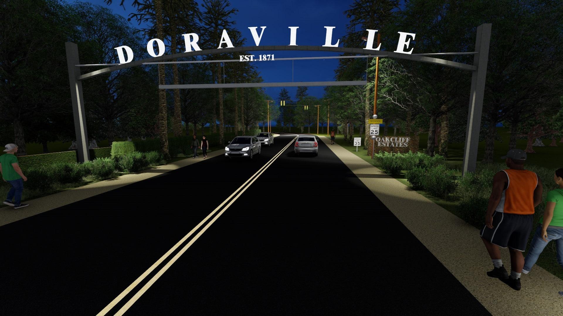 TSW Doraville-Gateway_002 Doraville Gateway    TSW