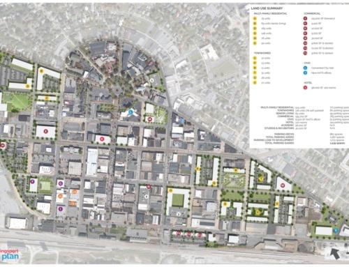 Downtown Kingsport Master Plan Receives APA Award