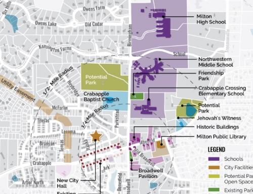 Downtown Milton/Crabapple Placemaking Plan