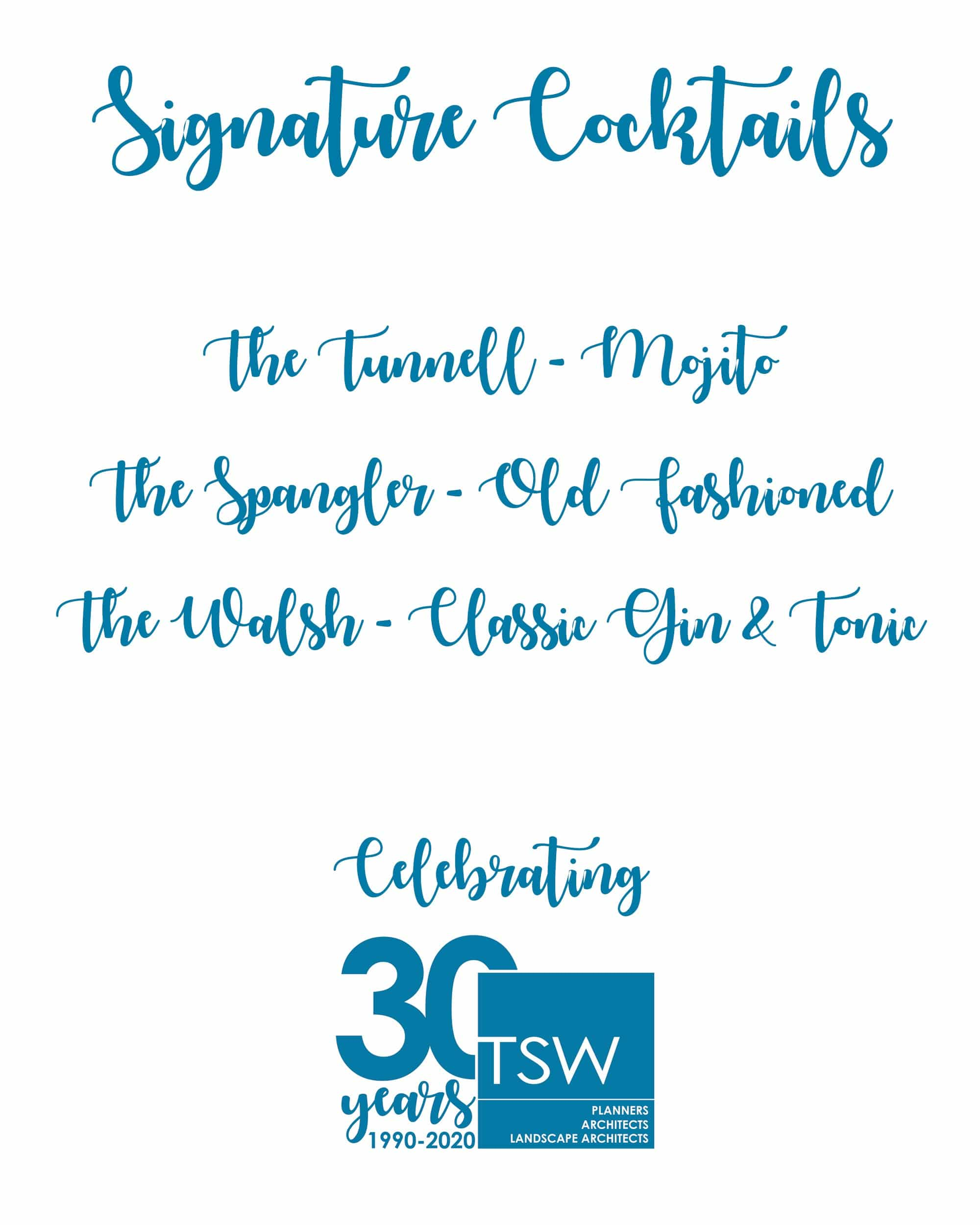 An Inside Look at TSW's 30 Year Celebration Event: 10 Fun Happenings