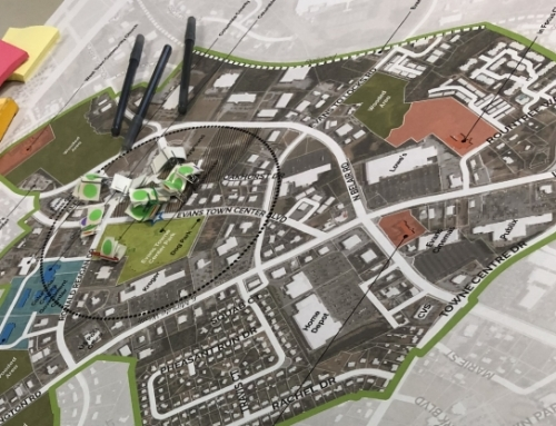 Evans Town Center – Urban Design Plan