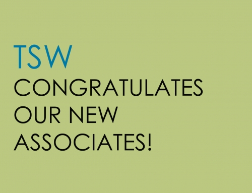 TSW Promotes Lionel Johnson and Kristin L'Esperance