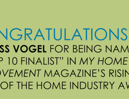 Ross Vogel – Rising Stars of the Home Industry Top 10 Finalist