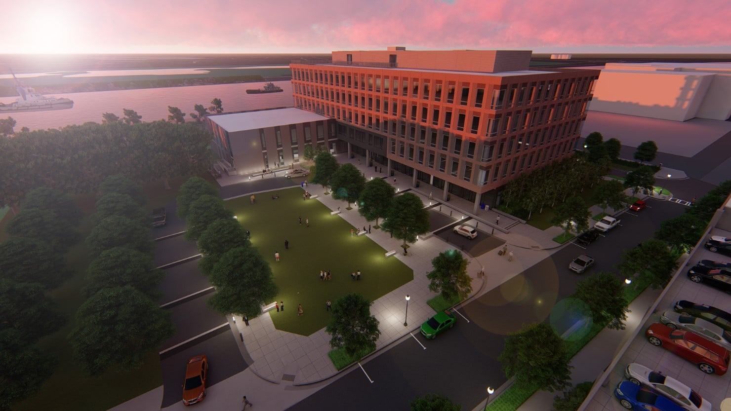 GTA Cyber Innovation and Training Center Campus Master Plan