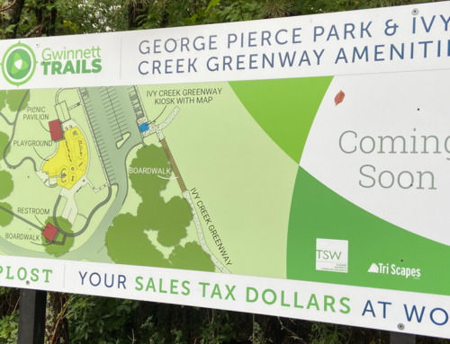 Gwinnett County George Pierce Park Update