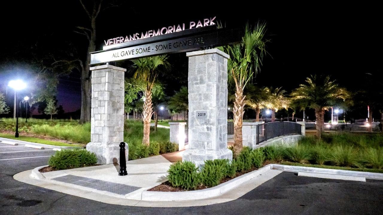 Glynn County Brunswick Veterans Park