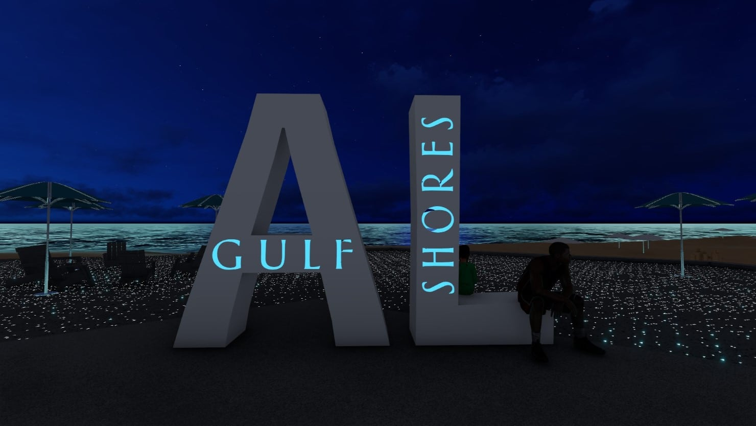 Place Based Branding Gulf Place Signage