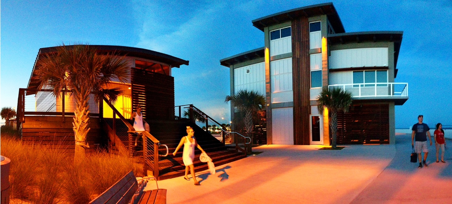 City of Gulf Shores Public Safety Facility civic structures