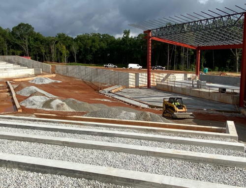 Stockbridge Amphitheater Update