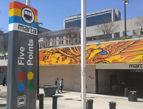 Five Points MARTA Station Update
