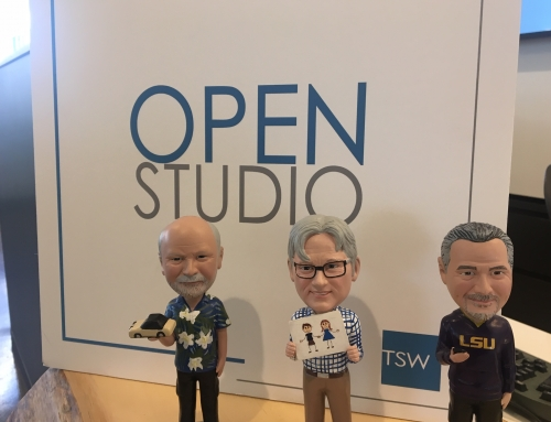 TSW's Open Studio is Today!