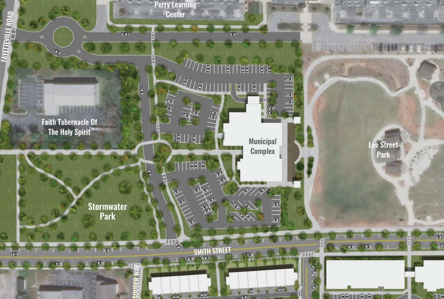 City of Jonesboro Municipal Complex