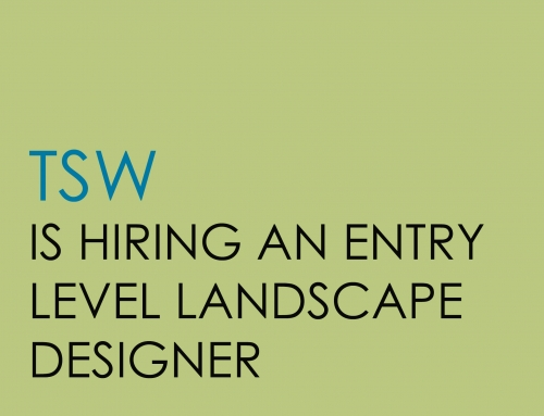 Entry Level Landscape Designer Position Opening