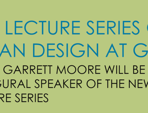 Introducing TSW Lecture Series on Urban Design at Georgia Tech
