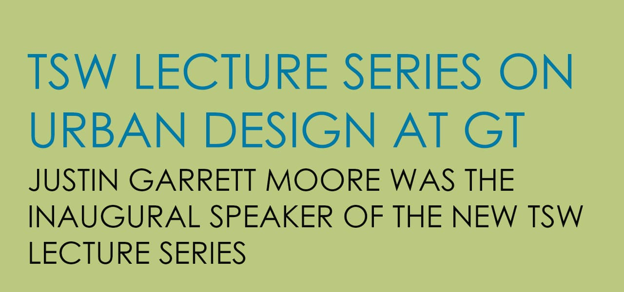 Watch Justin Garrett Moore's Building Equity & Sustainability Presentation