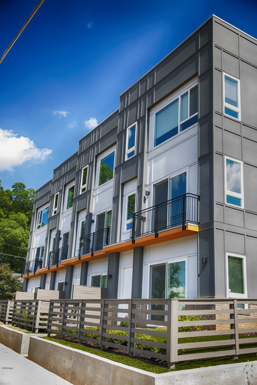 Lucy Street Townhomes