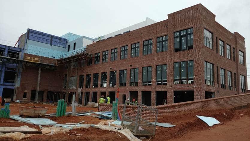 Meybohm Building Update