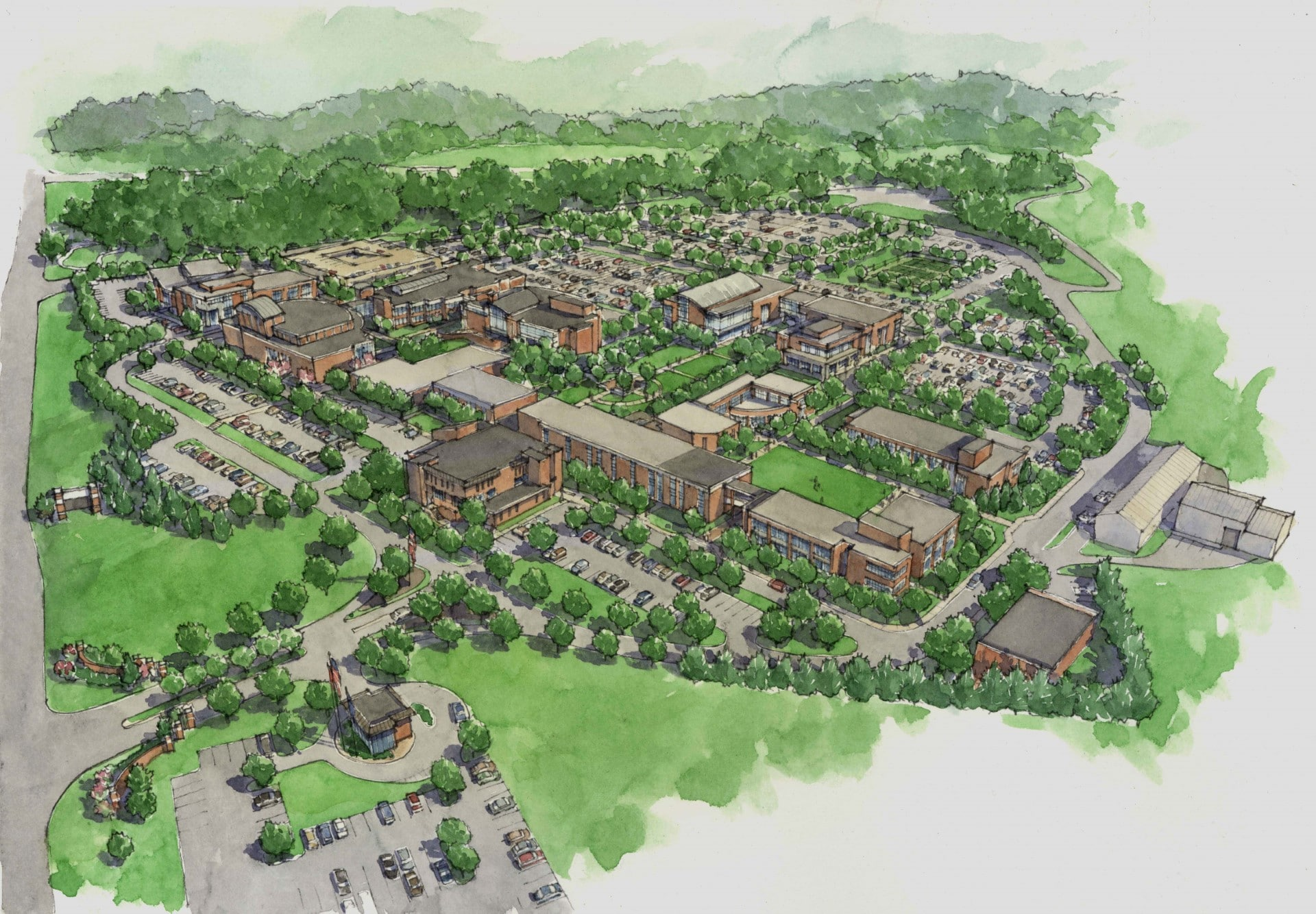 Northeast State Community College Master Plan