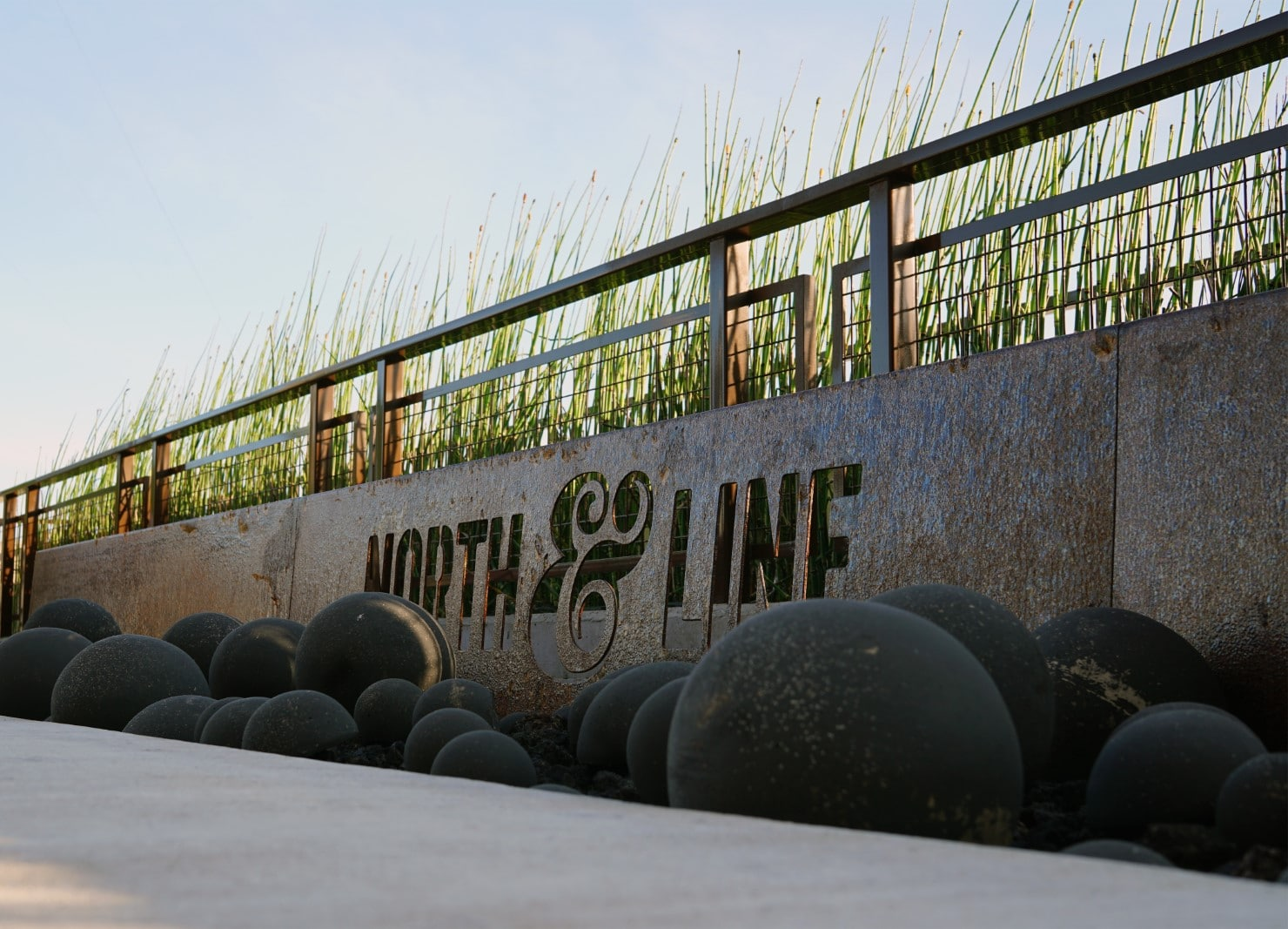 North + Line