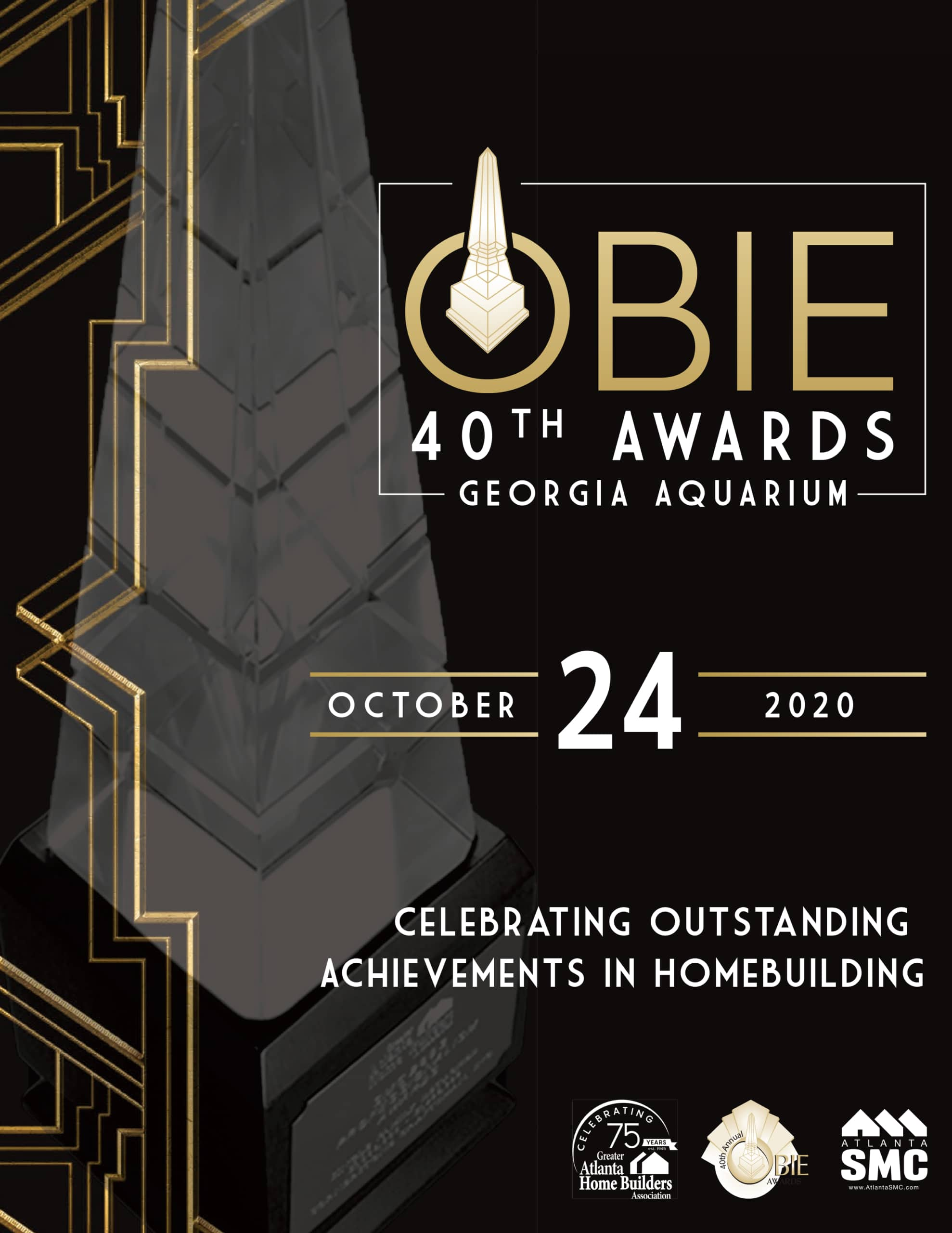 Obie Awards Celebrating Outstanding Achievement in Homebuilding